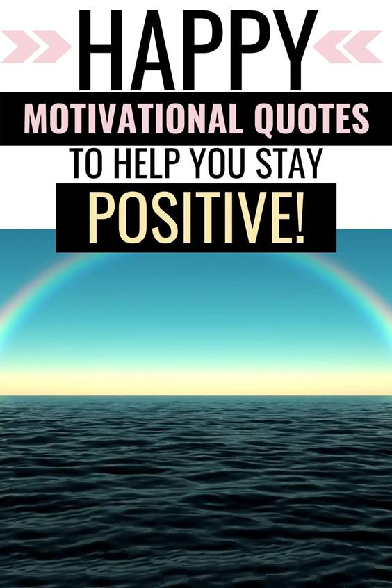 Positive Stay Strong Quotes