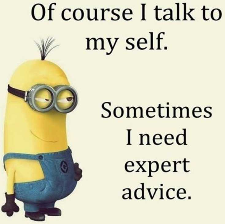 24 Funny Quotes Motivational That Will Inspire You — Minions Quotes 14