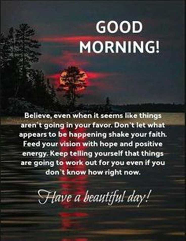 38 Good Morning Quotes and Wishes with Beautiful Images 7