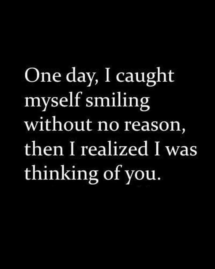 Cute Crush Quotes on smiling