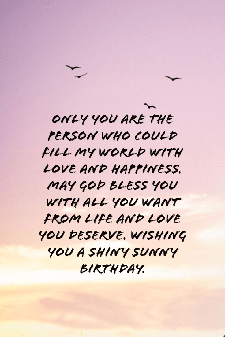 40 Happy Birthday Wishes For A Friend Birthday Message #love