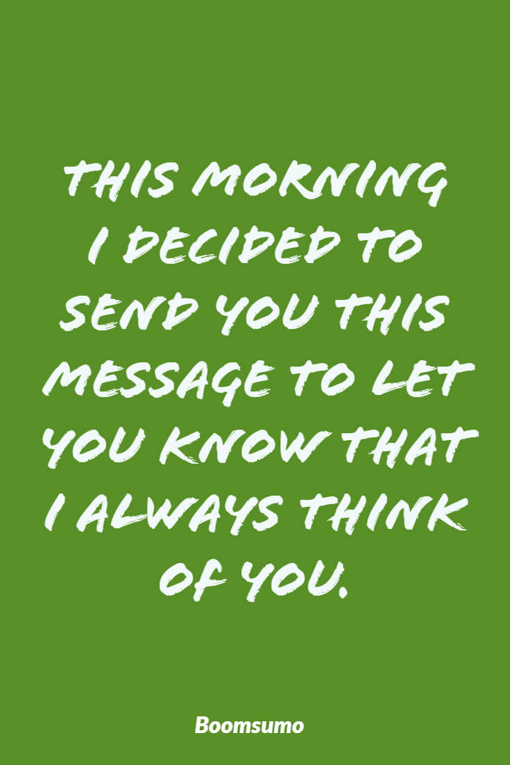 140 Really Cute Good Morning Text Messages for Her 5 #love