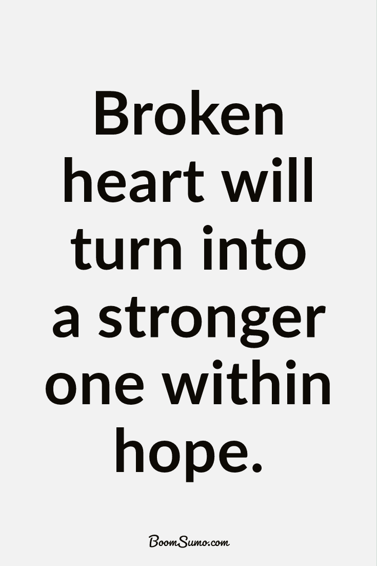 Broken Heart Quotes Sad Break up quotes
