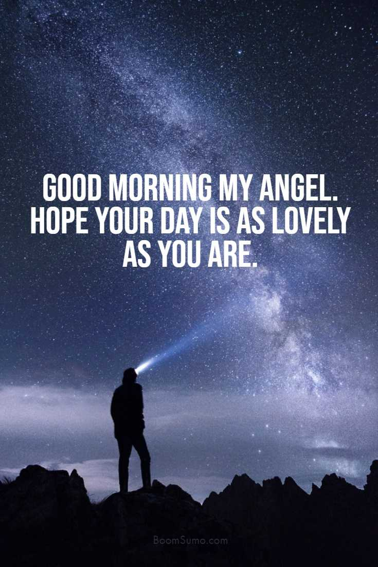 Good Morning Quotes and Texts That Will Make Her Day