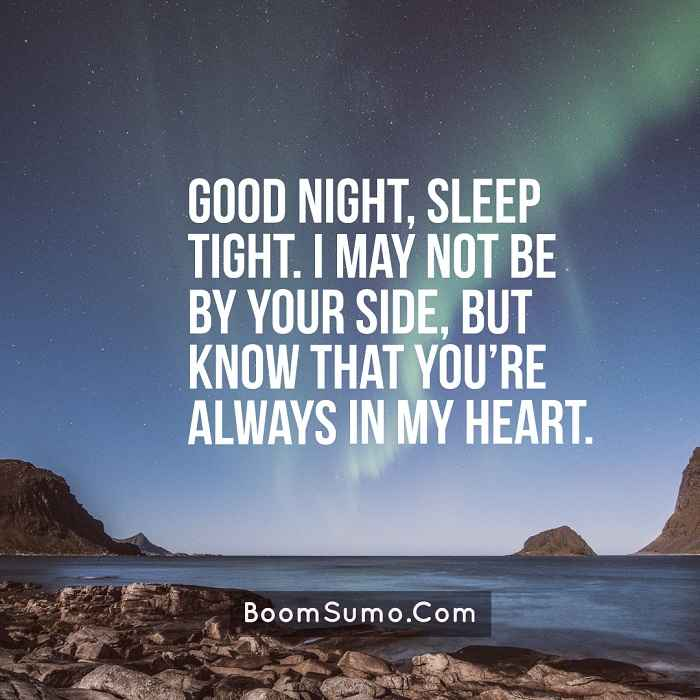 Sweet Good Night Text Messages For Him