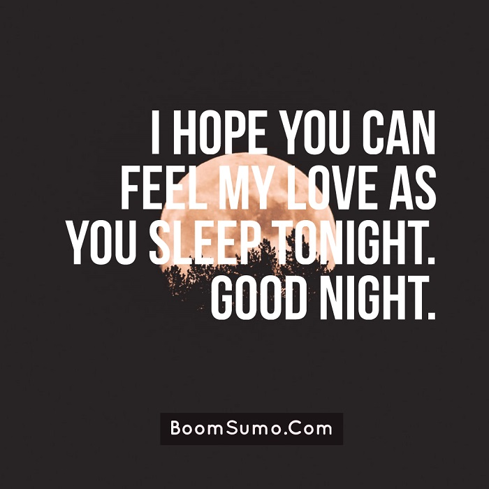 Wonderful Good Night Quotes for Him 3 just life