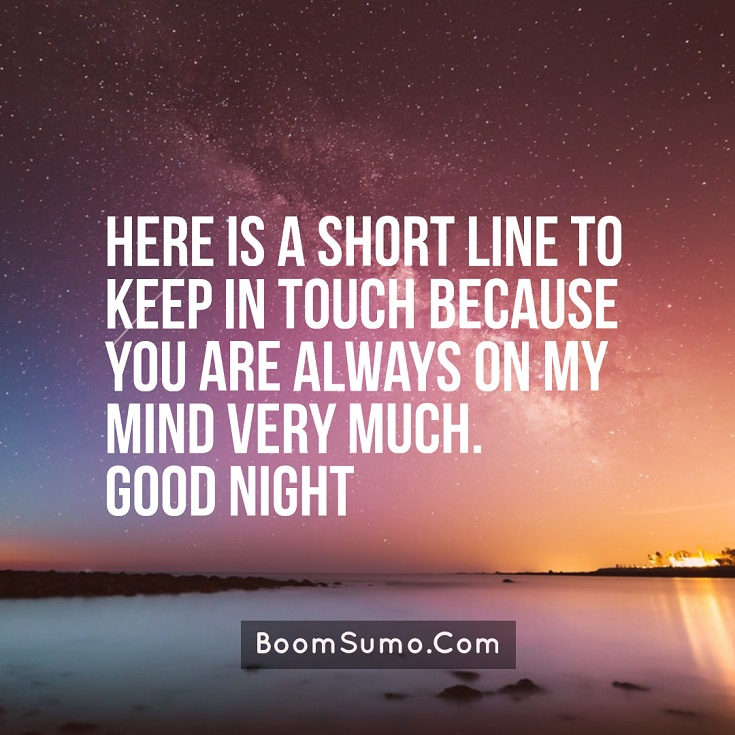 night quotes and sayings with images