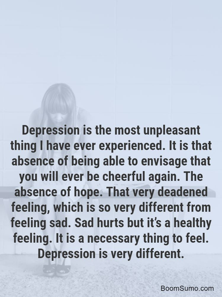 anxiety quotes and sayings about depression
