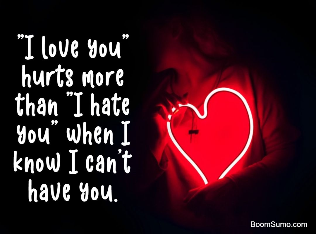 sad love quotes sad quotes about love and pain