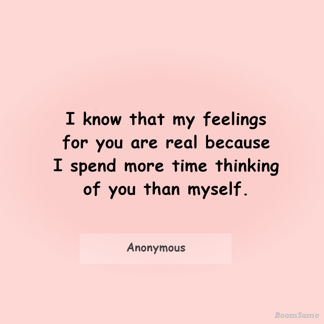 Best Thinking Of You Quotes For Him Her Sayings 8