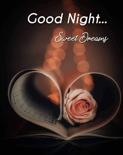 Good Night Images With Beautiful Quotes 1