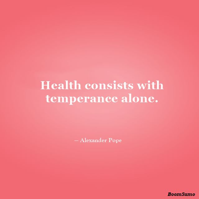 Motivational Health Quotes And Sayings