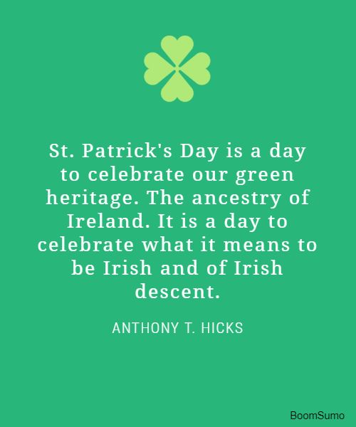 st patricks day quotes and wishes for st patrick s 12