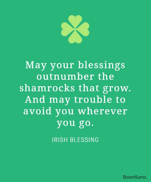 st patricks day quotes and wishes for st patrick s 13