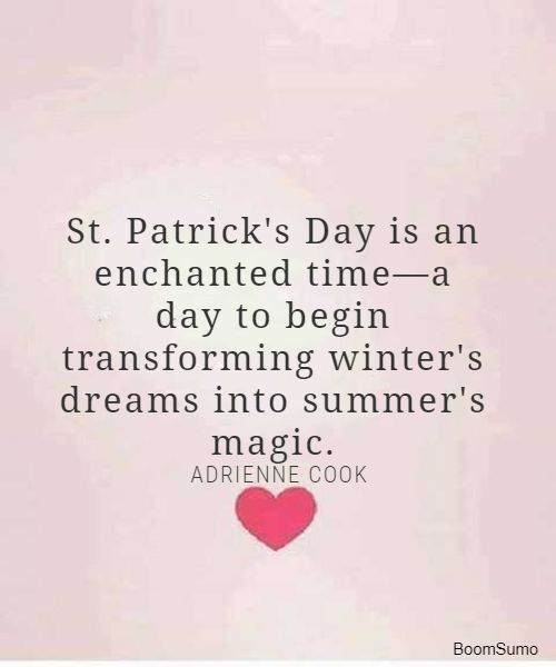 st patricks day quotes and wishes for st patrick s 14