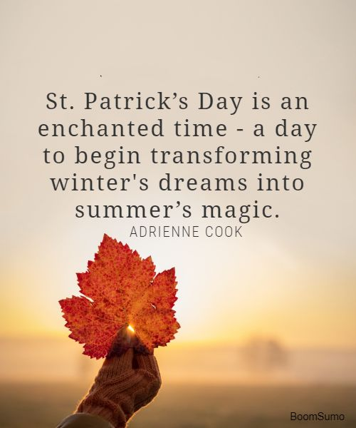 st patricks day quotes and wishes for st patrick s 20