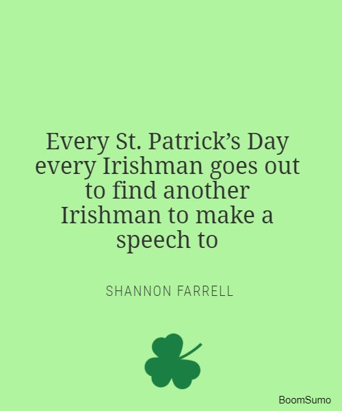 st patricks day quotes and wishes for st patrick s 4