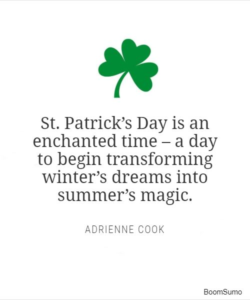 st patricks day quotes and wishes for st patrick s 6