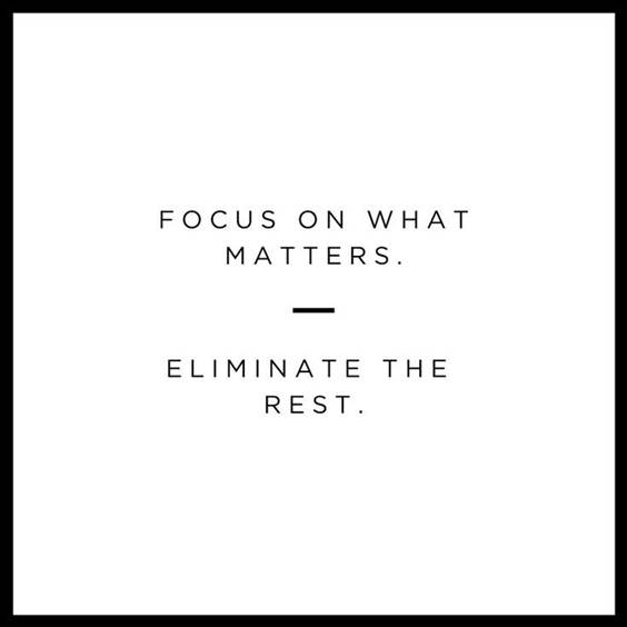 Quotes On Focus