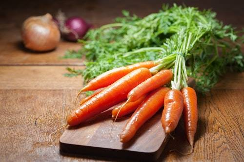 Carrots to Fight Cavities
