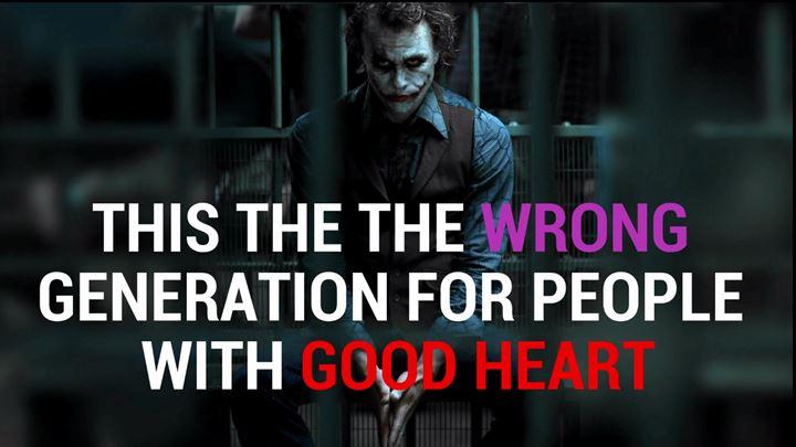 Memorable Joker quotes