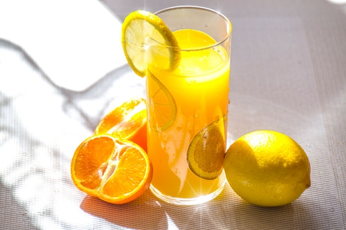 Vitamin C helps in Iron Absorption