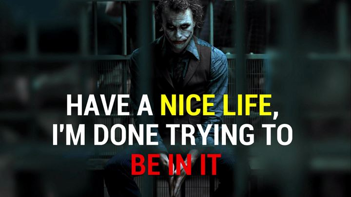 joker quotes that will stick with us forever