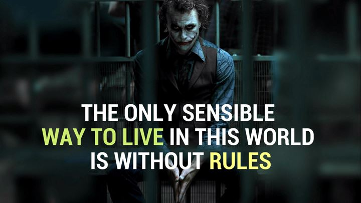 motivational quotes joker quotes
