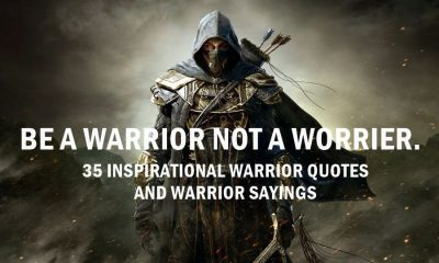 Inspirational Quotes On Warrior And Warriors Sayings
