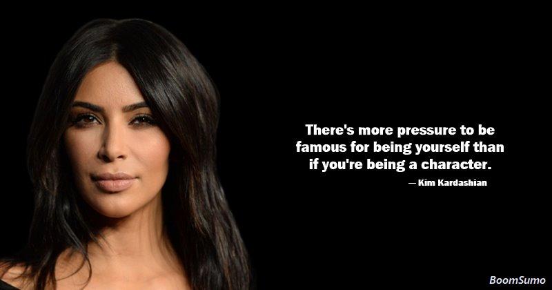 Inspiring kim kardashian quotes about life