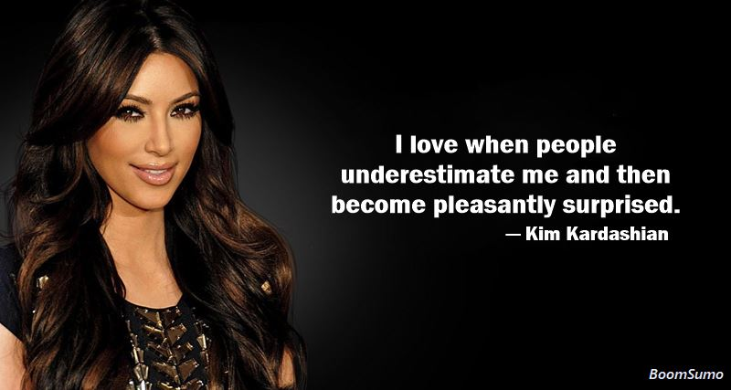 quotes by kim kardashian