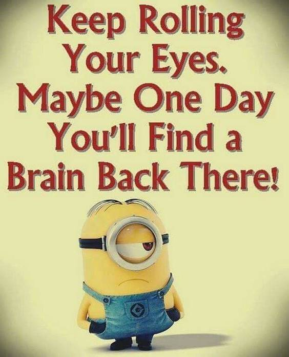 50 Funny Jokes Minions Quotes With Images 1