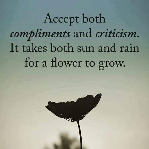complaints and criticism Best Perseverance Quotes about life character trait for someone who doesn't give up