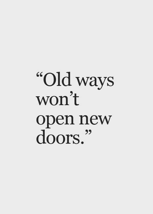 Open new doors Best Perseverance Quotes about life japanese philosophy quotes