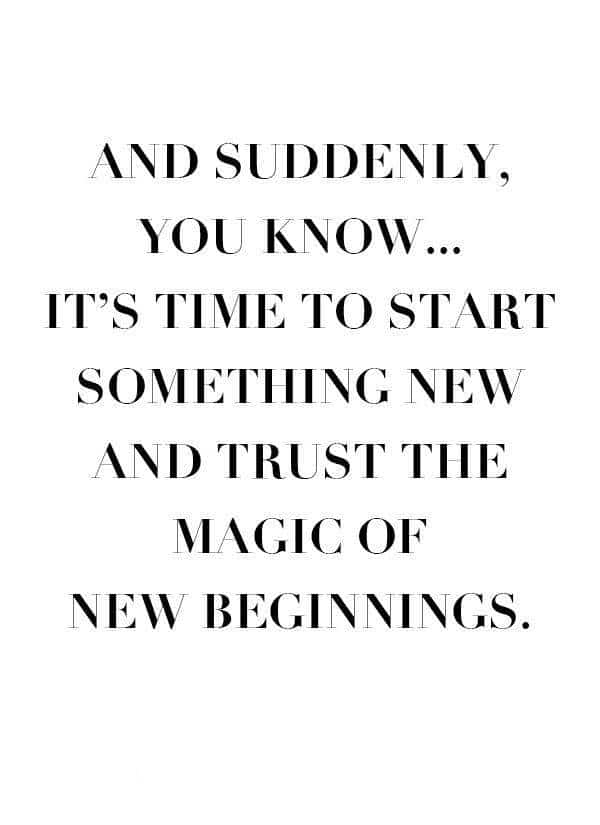 Start something new Best Perseverance Quotes about life perseverance and determination quotes