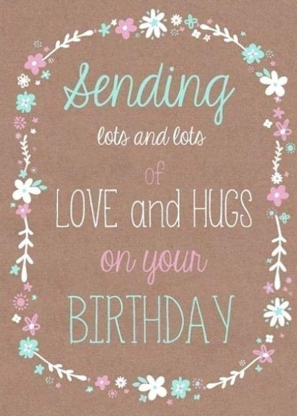 birthday wishes for my love paragraph