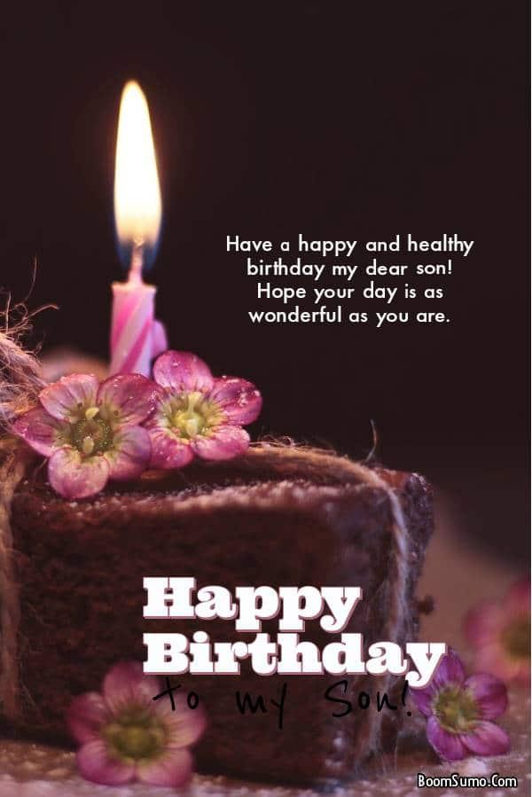 Happy Birthday, Son! 147+ Birthday Wishes For Your Boy