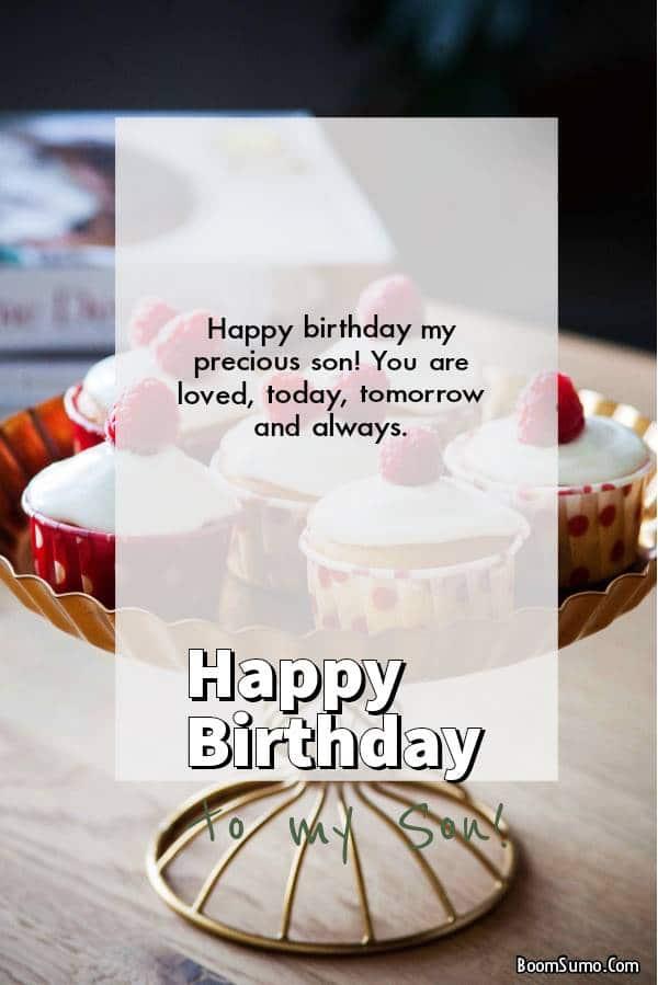 Birthday Wishes for Son - Happy Birthday Son