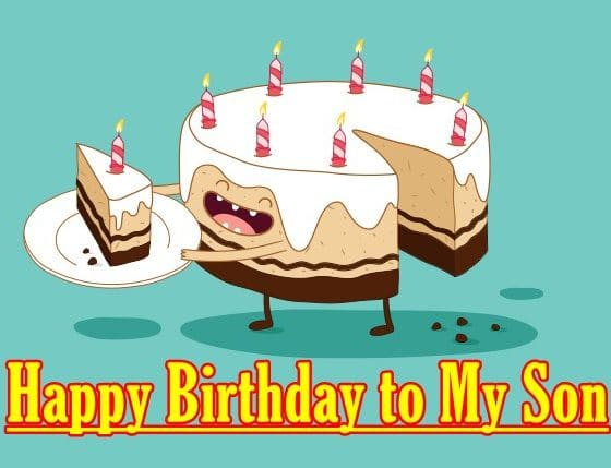 Birthday Wishes for Your Son Happy Birthday Son Quotes