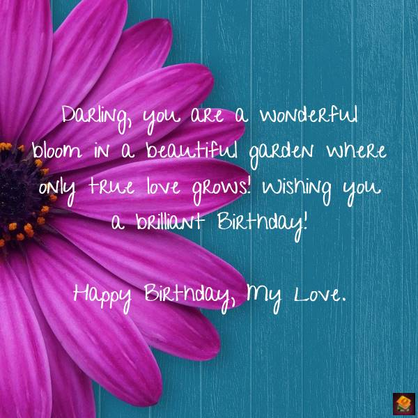 Romantic Birthday Messages for Wife Romantic Birthday Wishes