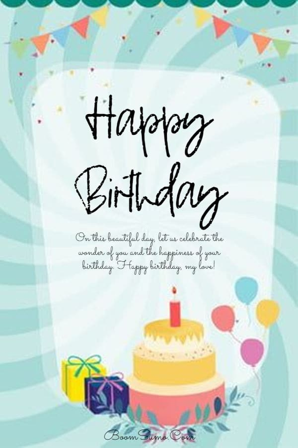 145 Best Happy Birthday Love Cute Romantic Birthday Wishes for Lovers | happy birthday meme, happy birthday sis, happy birthday wishes