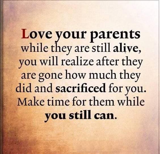 Respect Parents Quotes