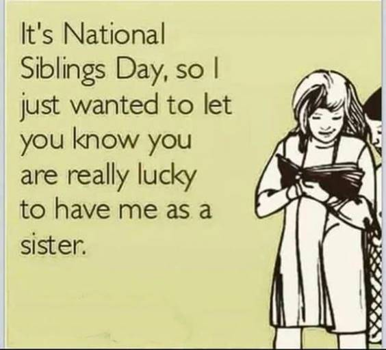 Funny Quotes About Siblings Fighting