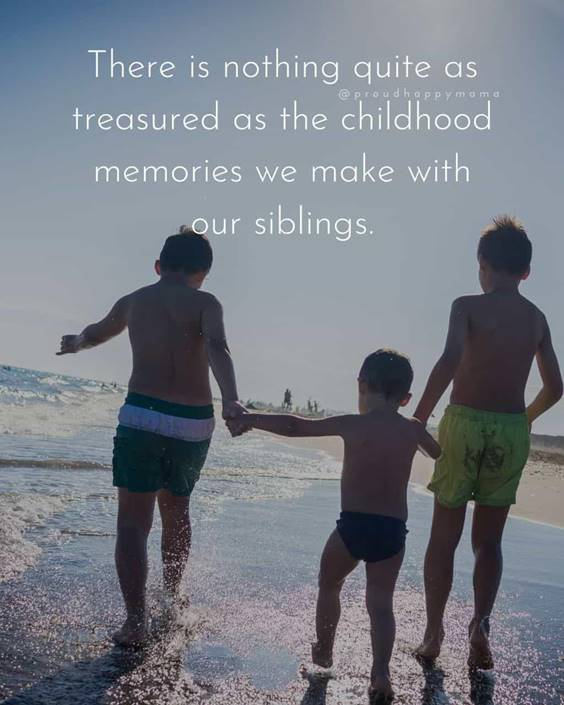 Funny Quotes About Siblings