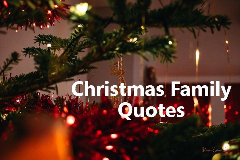 christmas family quotes