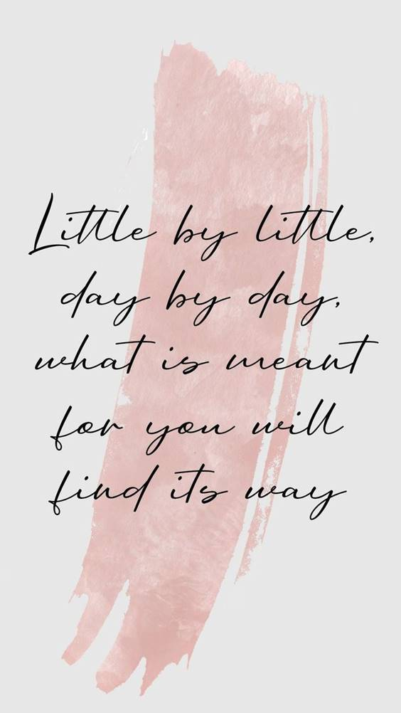 Cute Quotes For The Day