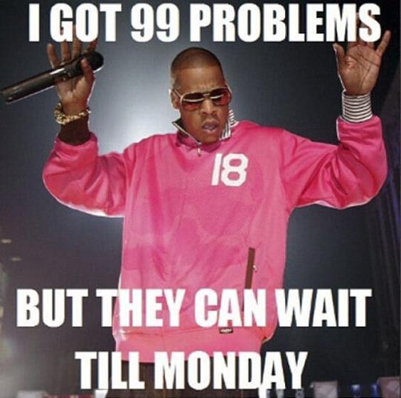 funny friday memes
