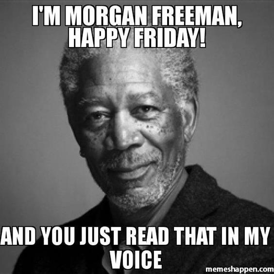happy friday funny memes