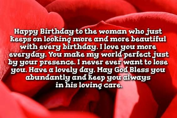 birthday wishes blessings