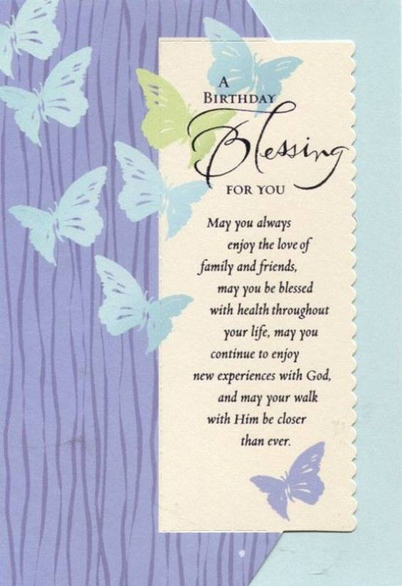blessing wishes
